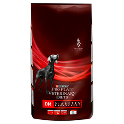 PURINA PROPLAN VETERINARY DIETS Canine DM Diabetes ...
