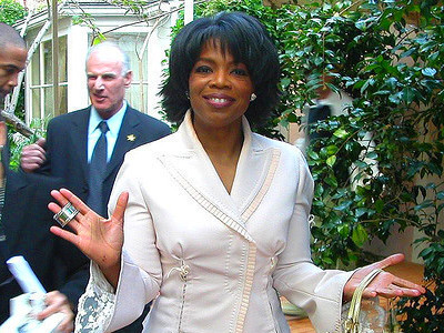 How Much Does Oprah Weigh?