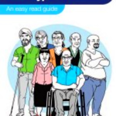 New-easy read booklet on type 2 diabetes for people with ...