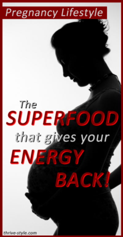 Pregnancy Tip: The Superfood that Gives Your Energy Back!