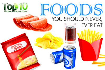 10 Foods You Should Never, Ever Eat - Page 3 of 3 | Top 10 Home ...