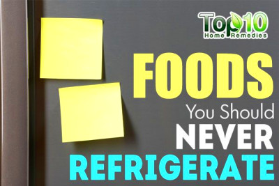 10 Foods You Should Never Refrigerate | Top 10 Home Remedies