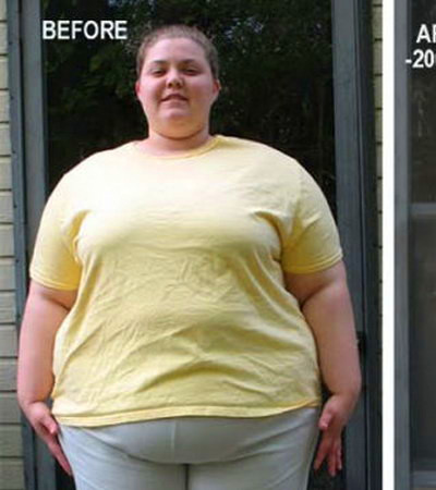 In 2 years and 10 months, Sheri lost 200 pounds on Weight Watchers!