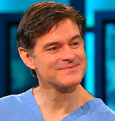 Dr Oz's Anti-Aging Pills for Younger Skin