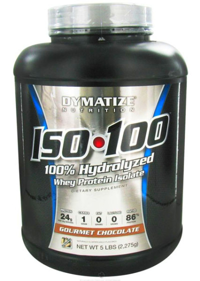 Dymatize ISO 100 Whey Isolate Protein Powder Review