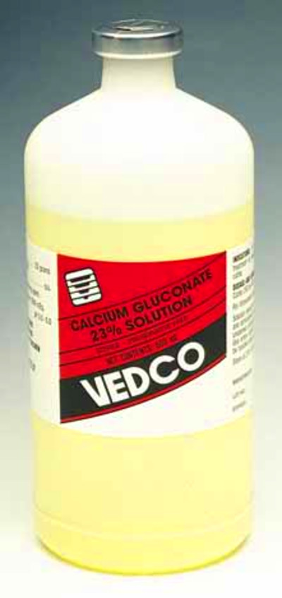 Vedco Inc. - CALCIUM 23% INJECTION