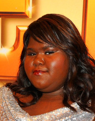 Gabourey Sidibe Actress Gabourey Sidibe attends the world premiere of ...