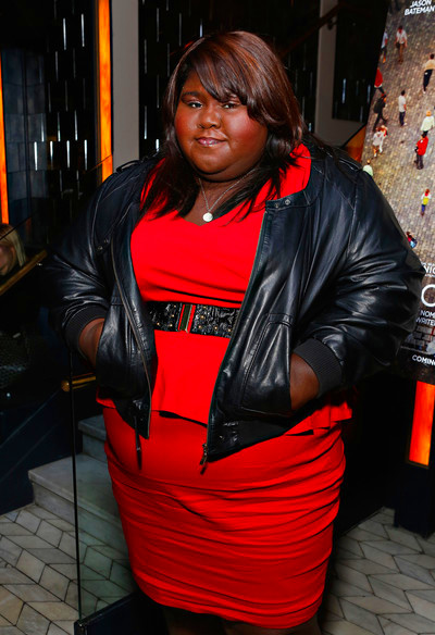 "Gabourey Sidibe Actress Gabourey Sidibe attends the ""Disconnect"" New ..."