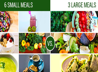 Diabetes Food Pyramid: Traditional Diet vs. LCHF Diet