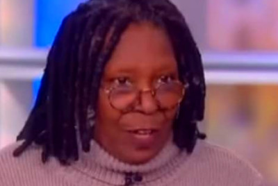 "Whoopi's Racist ""WHITE LASH"" Tirade: ""Why Black People Don ..."