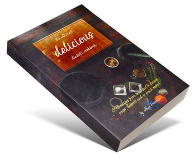 Delicious - The Ultimate Diabetic Cookbook - Reviews