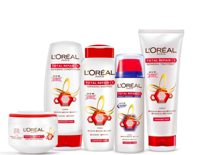 L'Oreal; Elseve; Total Repair 5 | Marketing with a Side ...