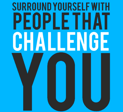 Those that join a challenge group have a better chance of achieving ...