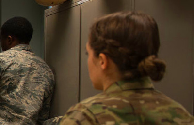 In the danger zone; Airmen provide emergency care to ...