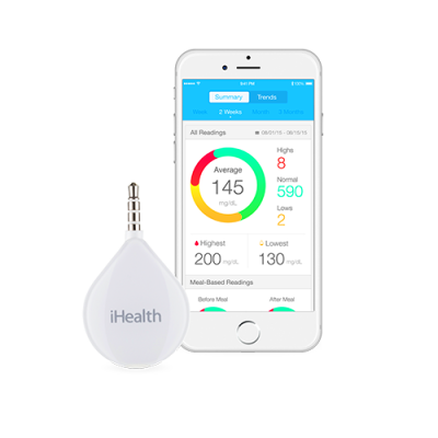 Now Convert Your Smartphone into Smart Blood Glucose Meter