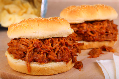 Pulled Pork Barbecue - Calorie Control Council