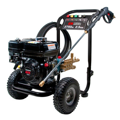 Gas Pressure Washer 2750 PSI - Campbell Hausfeld - PW2770