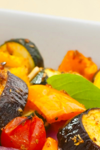 Roasted Vegetables (Weight Watchers) | KitchMe