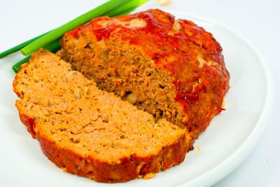 Turkey Meatloaf Recipe [Low-Carb]