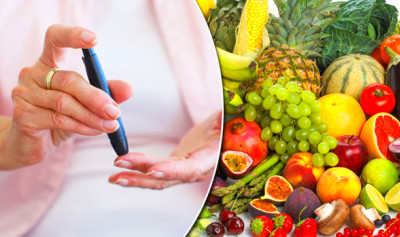 Diabetes type 2 diet: Prevent high blood sugar symptoms with fruit | Express.co.uk