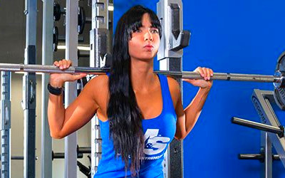 8 Week Full Body Workout Routine for Women