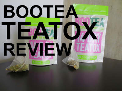Bootea Teatox Review | 2016 | Results & Opinions – Skinny ...