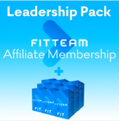 FitTeam Fit Leadership Pack – FitTeam Weight Loss