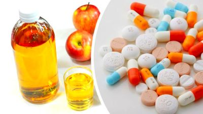 Avoid These 3 Medications If You're Taking Apple Cider Vinegar