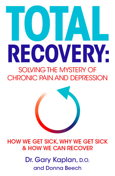 Total Recovery by Dr Gary Kaplan - Penguin Books Australia