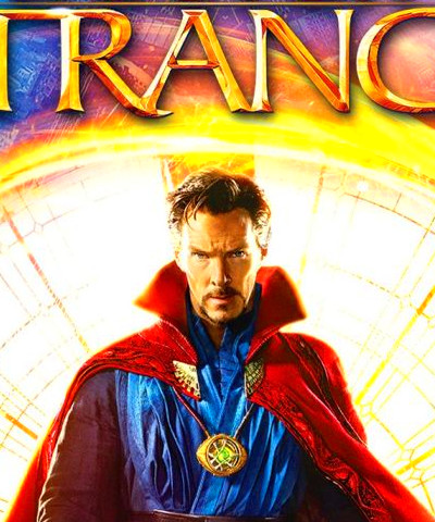 Doctor Strange Motion Posters Released by Marvel Studios