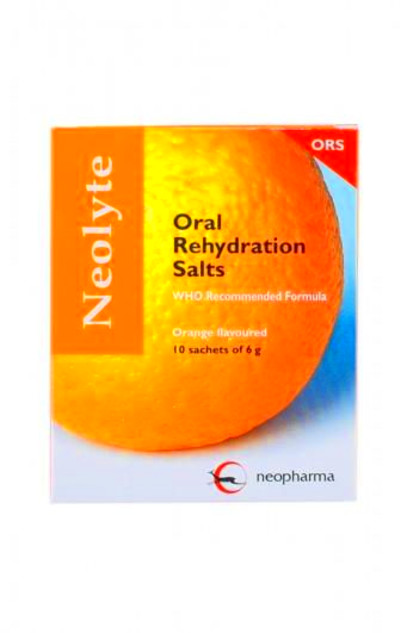 Souq | Neolyte Ors Oral Rehydration Salts 10 Sachets | UAE