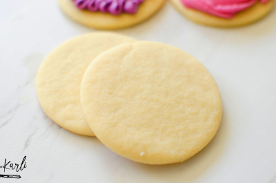 Perfect Sugar Cookie Recipe - Cooking With Karli