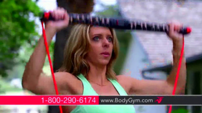 BodyGym TV Commercial, 'Personal Gym' Featuring Marie ...