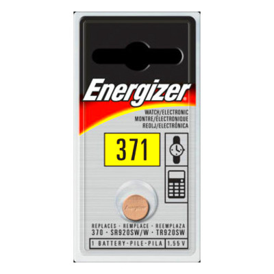 Buy Energizer 371 Watch Battery at Well.ca | Free Shipping ...