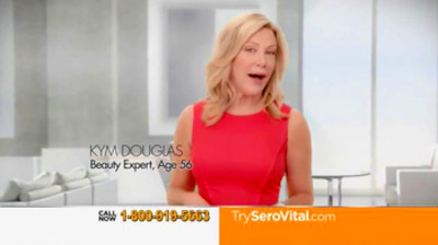 SeroVital TV Commercial, '30-Day Trial' Featuring Kym ...