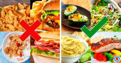 Top 15 Foods That Are Either Great of Terrible for a ...