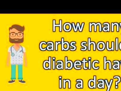 How Many Carbs Should A Pre Diabetic Eat | DiabetesTalk.Net