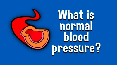 What is normal blood pressure, normal blood pressure range ...