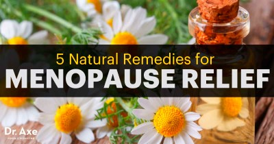 Menopause Remedies, Including Key Foods + Supplements - Dr. Axe