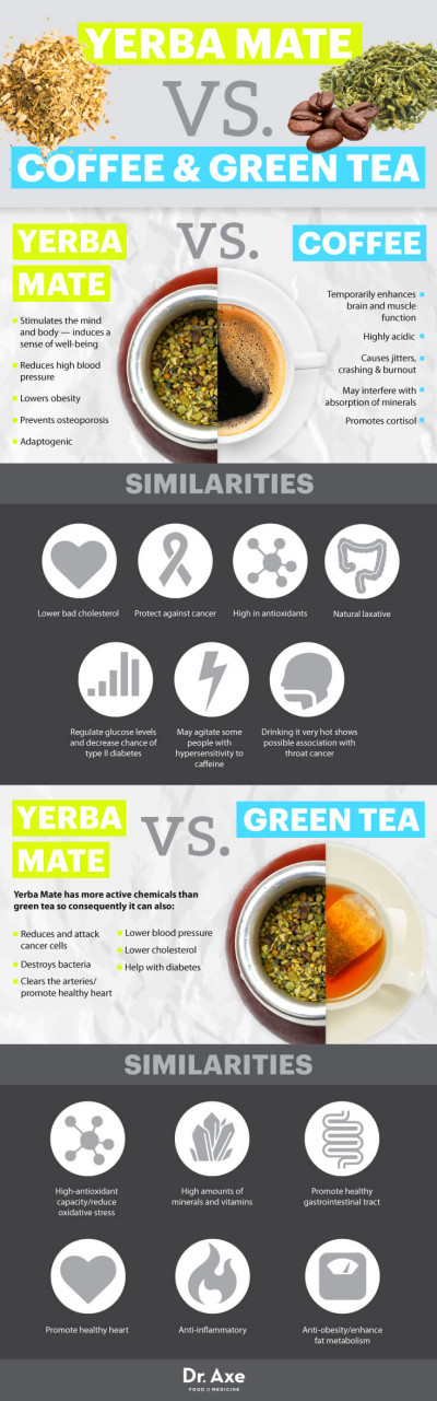 Yerba Mate Benefits, Including Fighting Cancer + How to ...