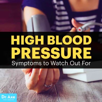 High Blood Pressure Symptoms You Can Reverse Naturally ...