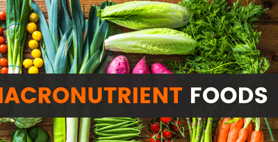 Macronutrients You Need & Top Macro Food Sources - Dr. Axe