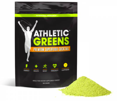 Best Alternative to Athletic Greens? | Check the Neck