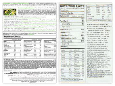 Advocare Nutrition Facts – Nutrition Ftempo