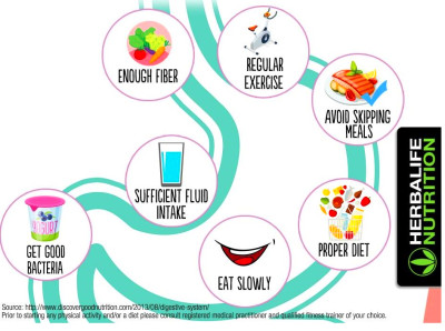 Tips for a Healthier Digestive System - Fitness Equipment ...
