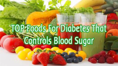 Foods For Diabetes That Controls Blood Sugar – Health Tips ...