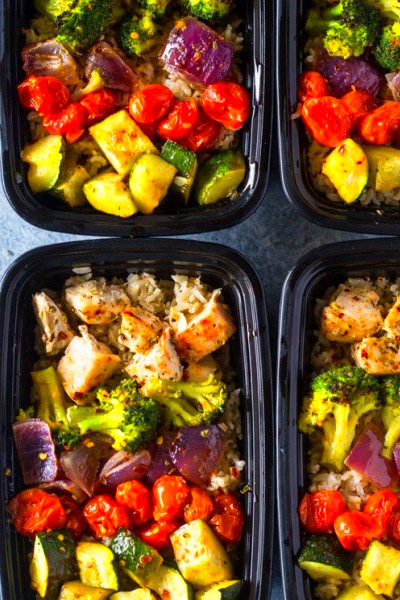 Chicken Breast Recipes: 21 Meal-Prep Ideas That Won't Get ...