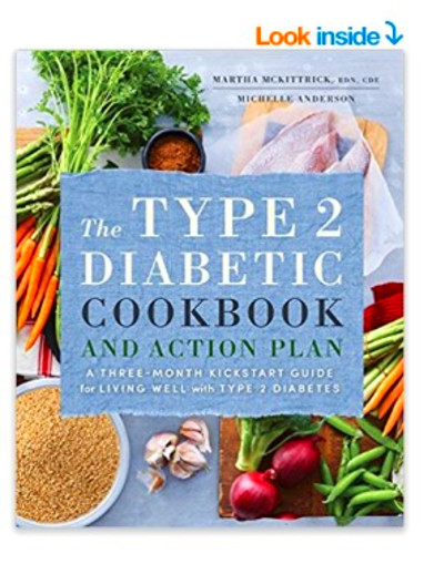TYPE2 DIABETIC COOKBOOK – Controlling Your Diabetes