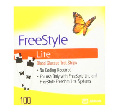 FREESTYLE LITE TEST STRIPS – Controlling Your Diabetes