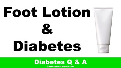 What Lotion Is Good To Use On Feet For A Diabetic Person? - Controlling Your Diabetes